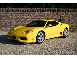 Picture of 2003 Ferrari 360 Modena ONLY 7263 KM FROM NEW! Manual transmissio For Sale