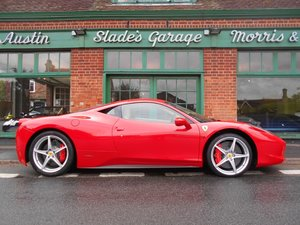 Picture of 2012 Ferrari 458 Italia F1 DCT For Sale
