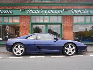 Picture of 1997 Ferrari 355 GTB Coupe Manual  For Sale