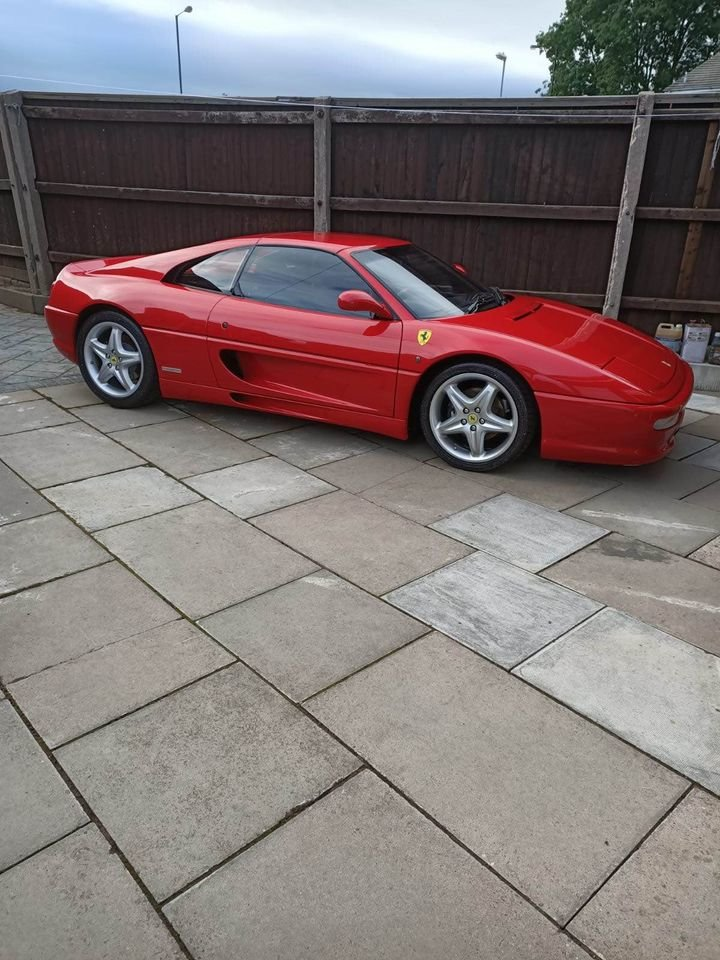 1999 Ferrari F355 F1 GTS  For Sale (picture 1 of 6)