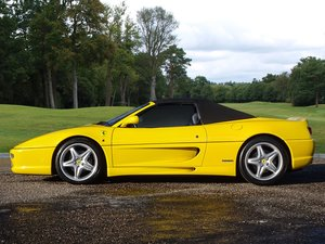 Picture of 1996 P Ferrari 355