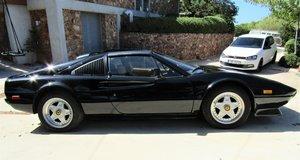 1983 Ferrari 308 GTSi QV  rebuilt engine