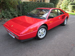 Ferrari Mondial 3.2 coupe-23,000 miles with fitted luggage