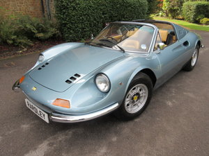 Picture of 1974 Dino Ferrari 246 GTS -38,000 miles-Ferrari Classiche certifi For Sale