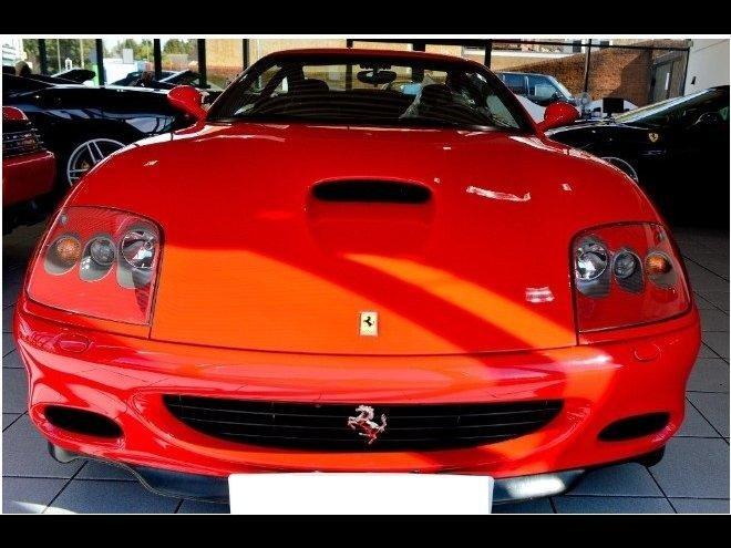 Picture of 2003 Ferrari 575M For Sale