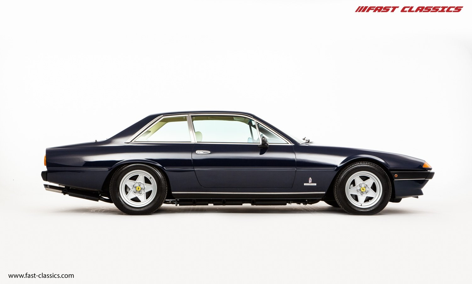 1980 FERRARI 400I // BLU POZZI // UK RHD // 1 OF 180 UK SUPPLIED For Sale (picture 1 of 21)