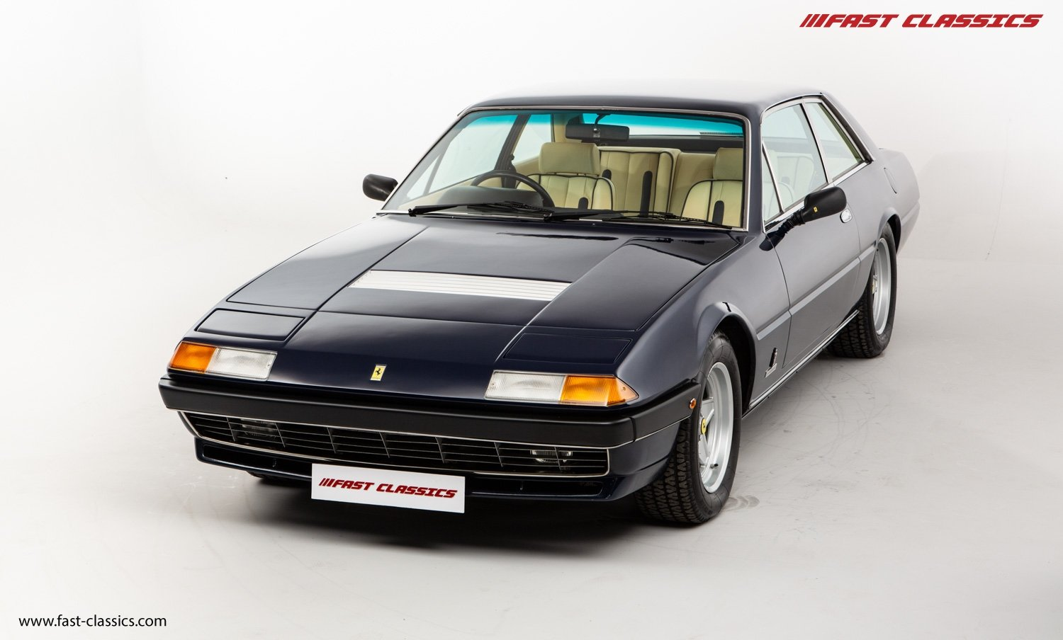 1980 FERRARI 400I // BLU POZZI // UK RHD // 1 OF 180 UK SUPPLIED For Sale (picture 3 of 21)