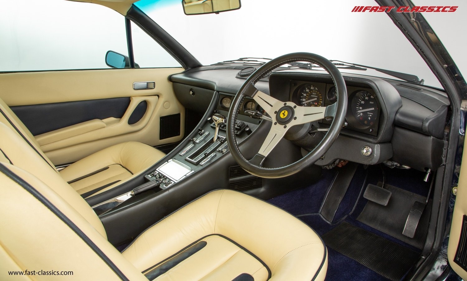 1980 FERRARI 400I // BLU POZZI // UK RHD // 1 OF 180 UK SUPPLIED For Sale (picture 11 of 21)