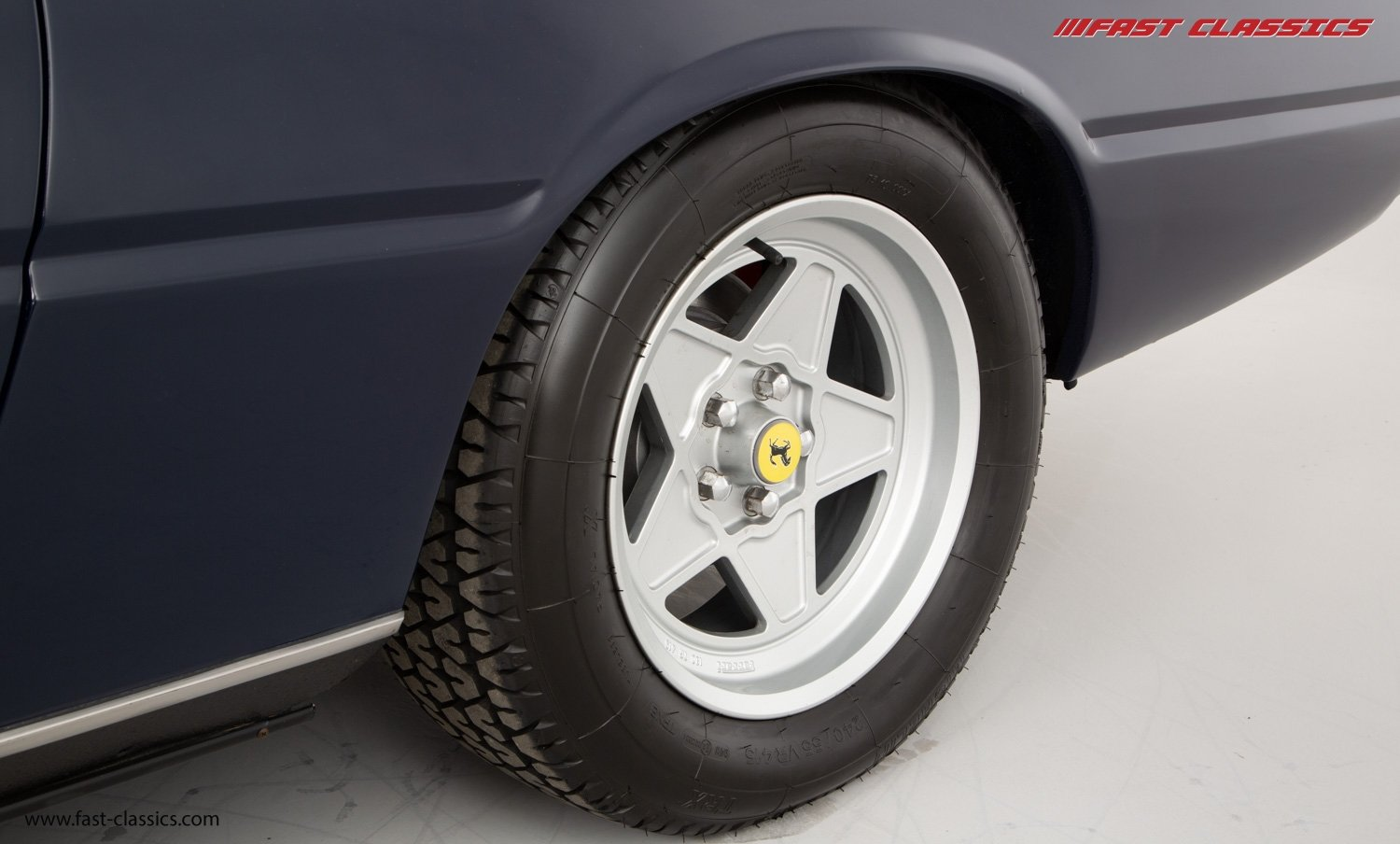 1980 FERRARI 400I // BLU POZZI // UK RHD // 1 OF 180 UK SUPPLIED For Sale (picture 19 of 21)