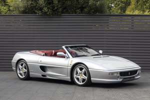 Picture of FERRARI F355 SPIDER MANUAL, LHD, 1998 For Sale