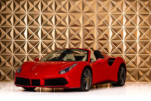 Picture of Ferrari 488 Spider 2016/66 For Sale