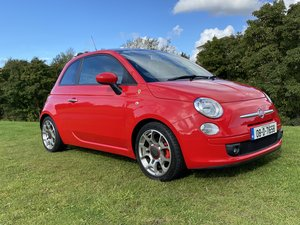 Picture of 2008 Fiat 500 for Ferrari Dealers no 197 of 200 For Sale