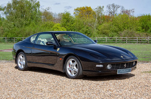 Picture of 2002 Ferrari 456 GTA SOLD
