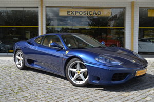Ferrari 360 Modena Manual - Fully Serviced