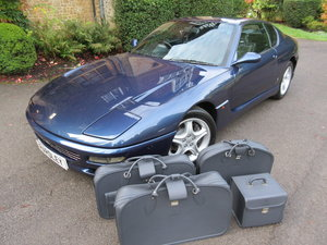 Picture of 1995 Ferrari 456 Gt six speed manual with Schedoni fitted luggage For Sale