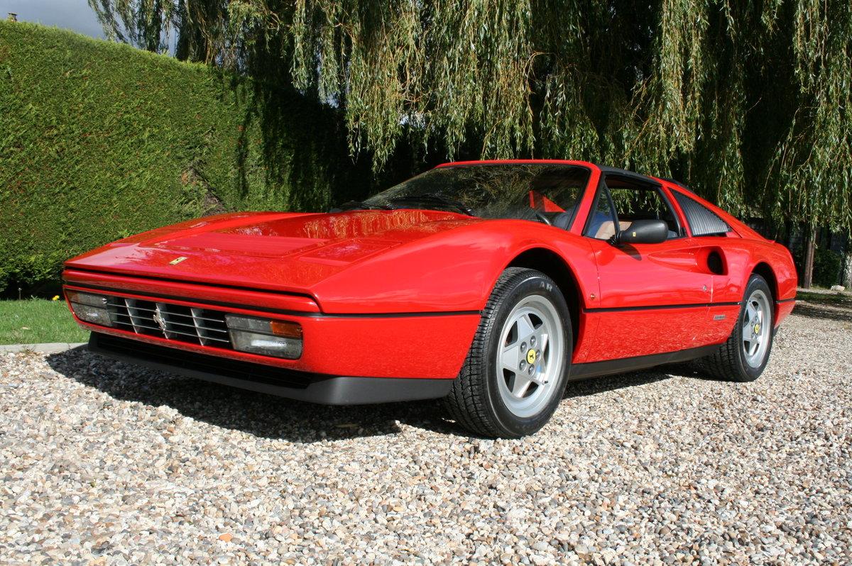 1989 Delivery Mileage Ferrari 328 GTS. Unique Opportunity For Sale (picture 1 of 6)