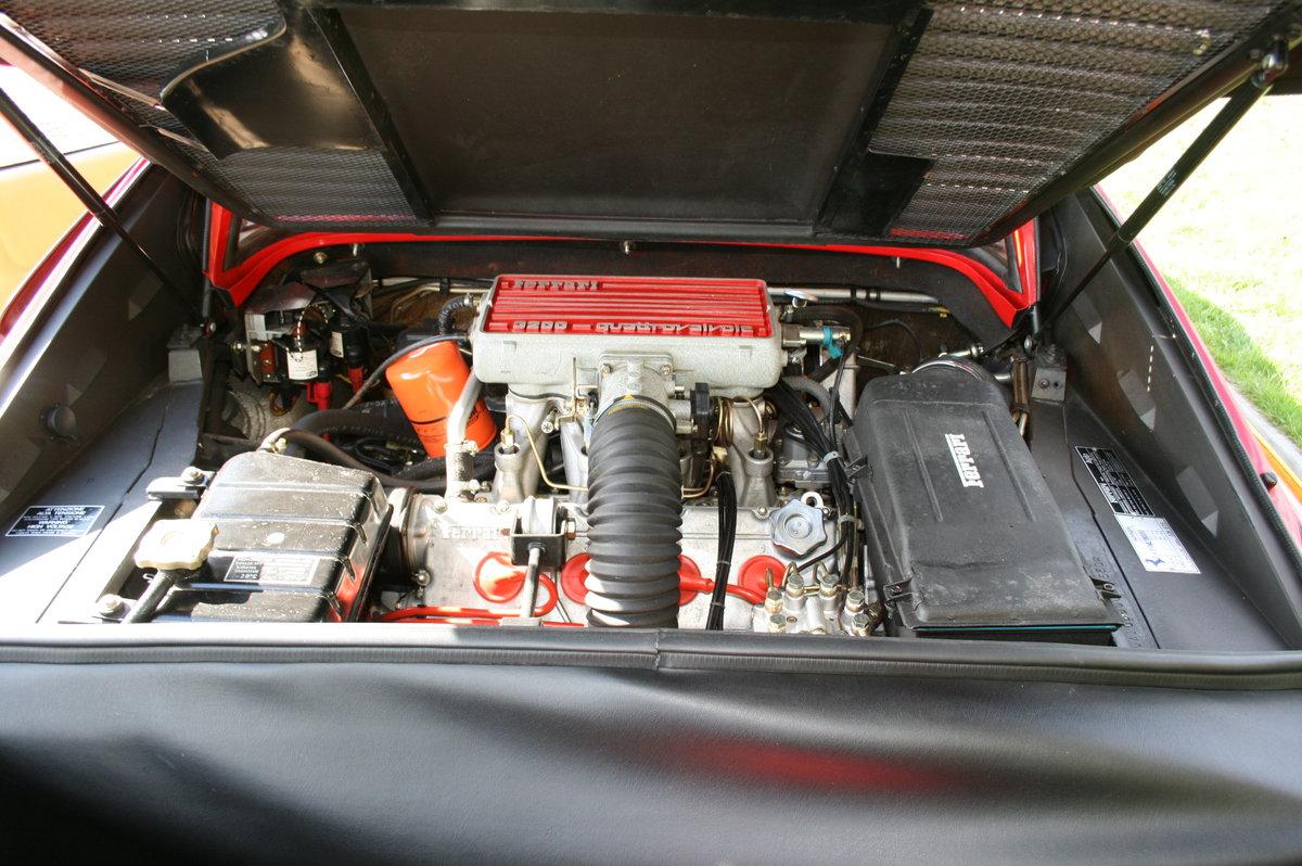 1989 Delivery Mileage Ferrari 328 GTS. Unique Opportunity For Sale (picture 3 of 6)