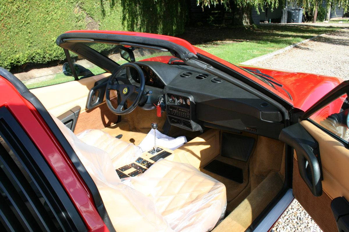 1989 Delivery Mileage Ferrari 328 GTS. Unique Opportunity For Sale (picture 4 of 6)