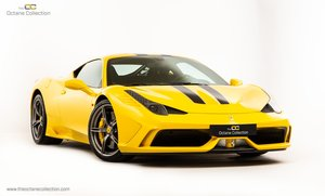 Picture of 2014 FERRARI 458 SPECIALE // GIALLO MODENA // FACTORY STRIPE  For Sale