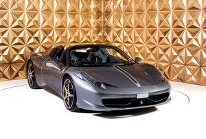 Picture of Ferrari 458 Spider 2013 For Sale