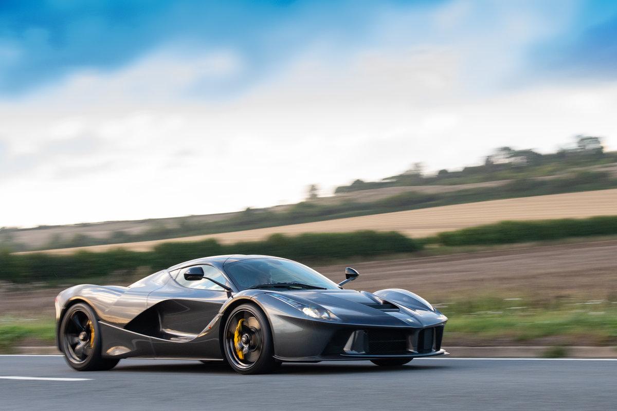 2015 Ferrari LaFerrari - Canna Di Fucile - Recently Serviced  For Sale (picture 1 of 12)