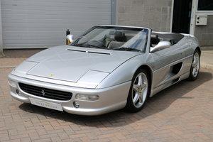 Picture of 1997 Ferrari F355 Spider - Argento Nürburgring  For Sale