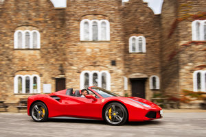 Ferrari 488 Spider - 2 Years Ferrari Warranty