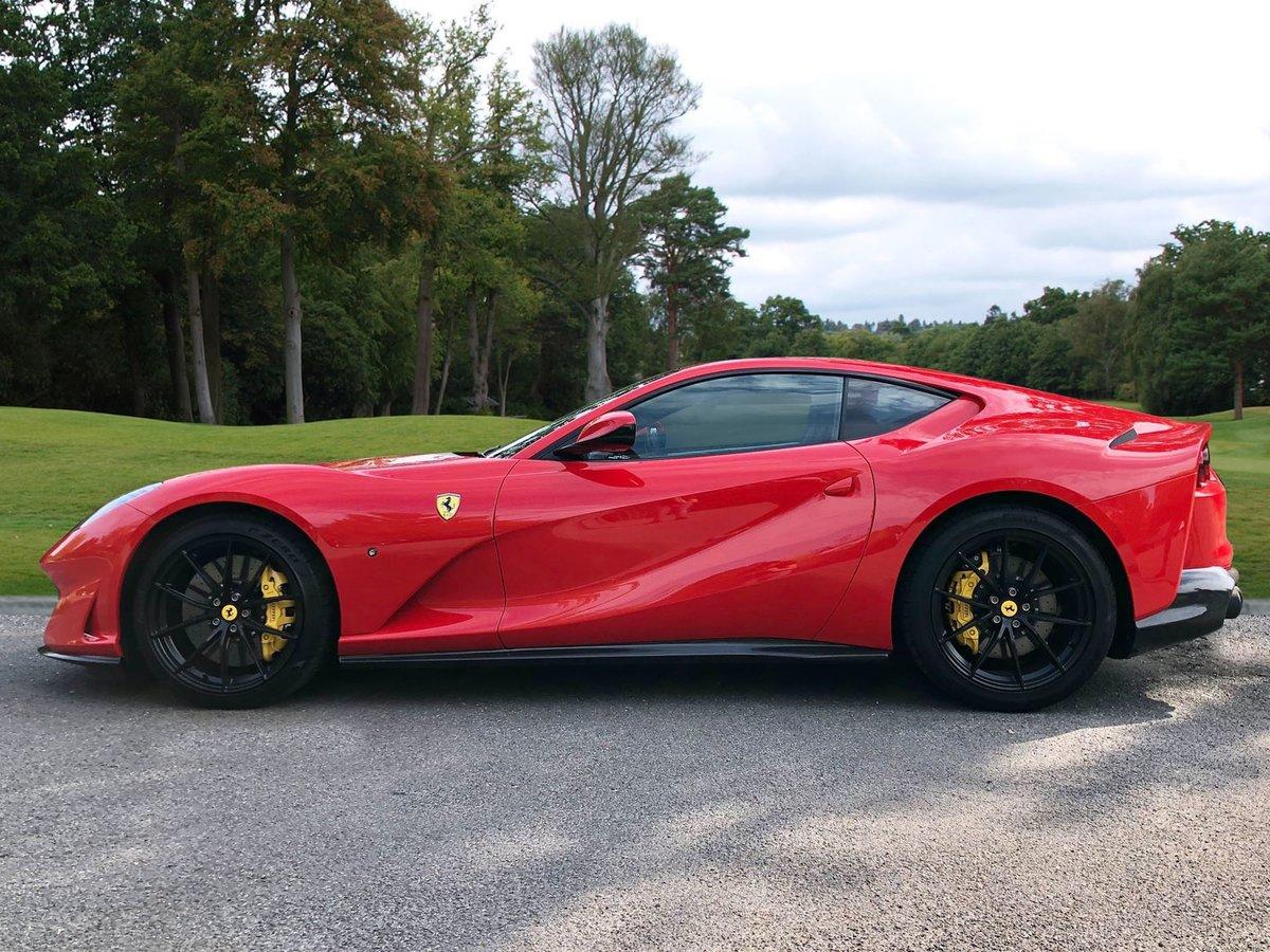 201868 Ferrari 812 SUPERFAST For Sale (picture 2 of 20)