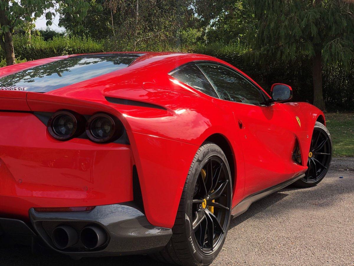 201868 Ferrari 812 SUPERFAST For Sale (picture 5 of 20)