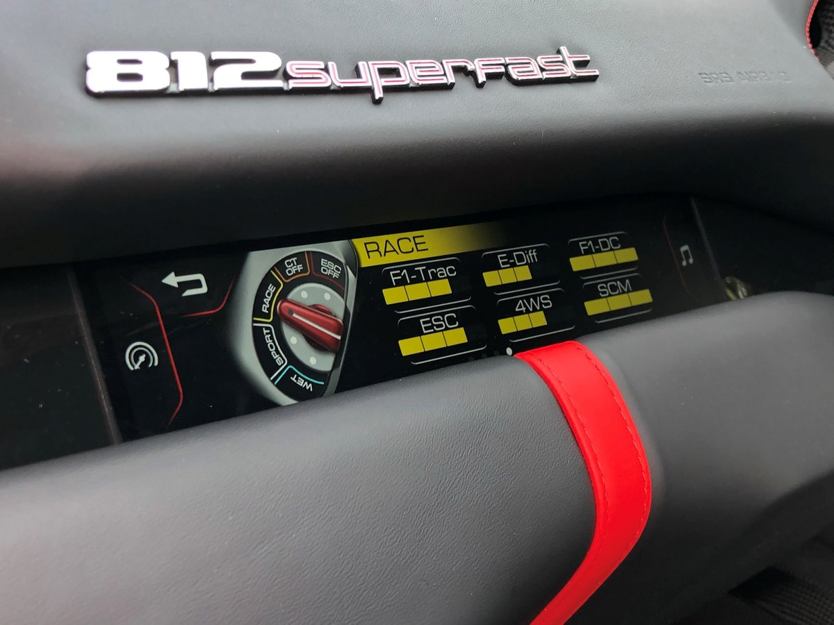201868 Ferrari 812 SUPERFAST For Sale (picture 19 of 20)