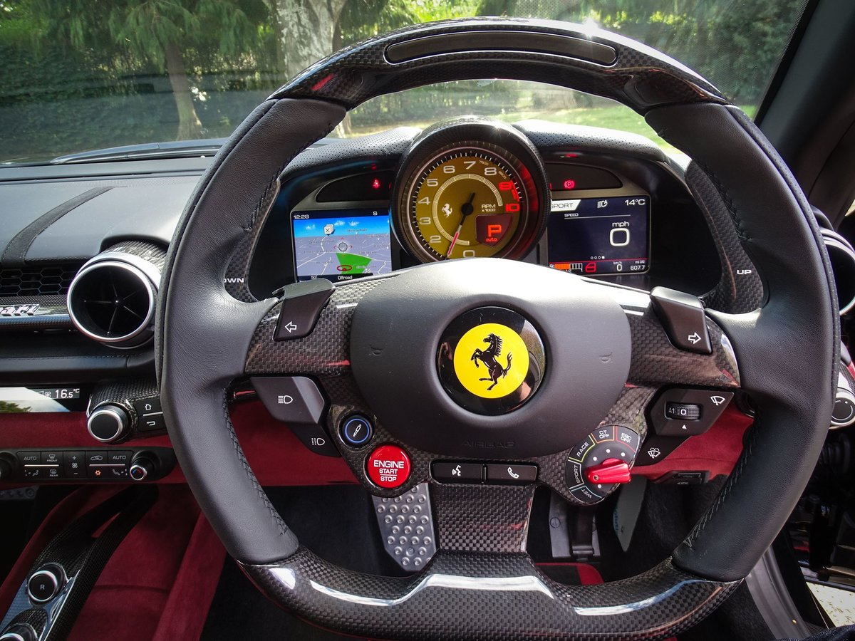 202020 Ferrari 812 SUPERFAST SOLD (picture 8 of 20)