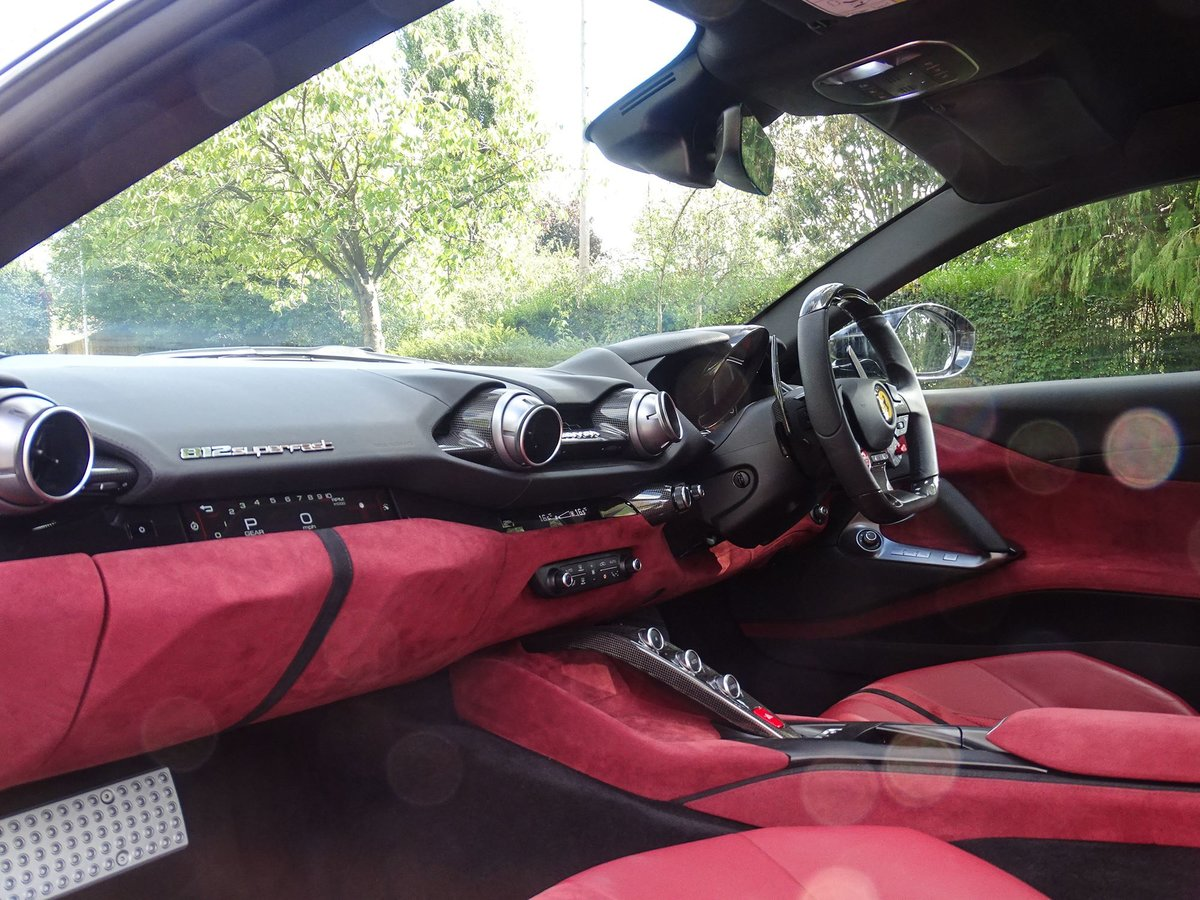202020 Ferrari 812 SUPERFAST SOLD (picture 13 of 20)