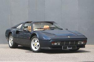Picture of 1989 Ferrari 328 GTS LHD - Blu Medio Metallizzato For Sale