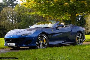 2019 (19) Ferrari Portofino inc Fr/Rear Cam + Apple CarPlay