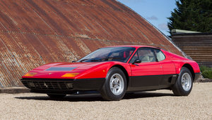 Picture of 1978 1977 Ferrari 512 BB - RHD, '77 London Motor Show car