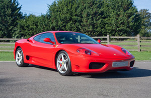 Picture of 2003 Ferrari 360 Modena SOLD