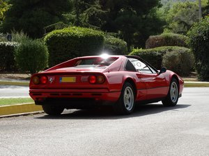 Picture of 1988 Ferrari GTS Turbo, rare, special order, 48505 km For Sale