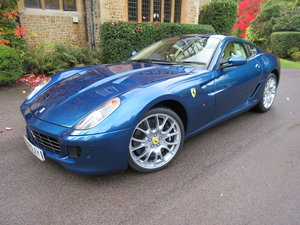 Picture of 2009 Ferrari 599 GTB -Very rare specification  For Sale