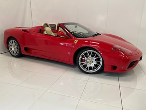 Picture of 2003 Ferrari F1 360 Spider only 34,444 Miles! UK RHD