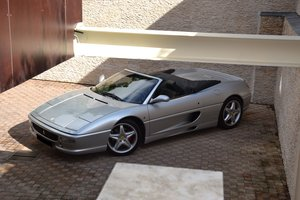 Picture of 1999 Ferrari F355 Spider F1 For Sale by Auction