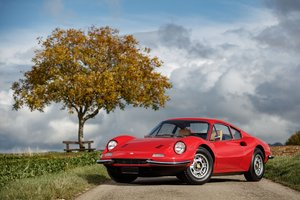 Picture of 1972 Dino 246 GT Berlinetta For Sale by Auction