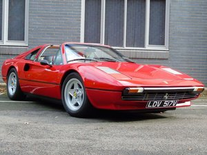 Ferrari 308 2.9 GTS 2dr WOULD BE HARD TO FIND BETTER.