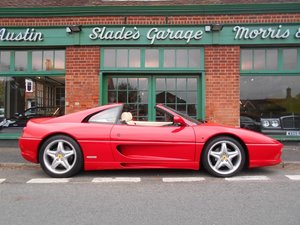 Picture of 1996 Ferrari 355 GTS Manual Coupe