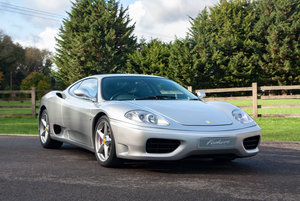 Picture of 2000 Ferrari 360 Modena SOLD