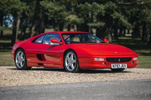 Picture of 1996 FERRARI F355 BERLINETTA (MANUAL) For Sale by Auction