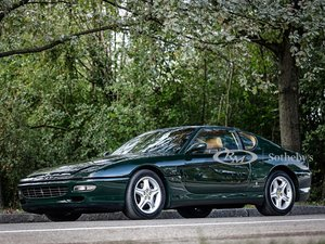 Picture of 1996 Ferrari 456 GT  For Sale by Auction
