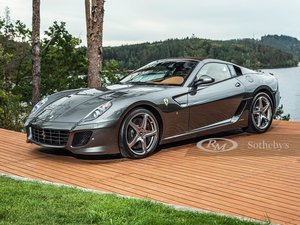 Picture of 2011 Ferrari 599 SA Aperta  For Sale by Auction