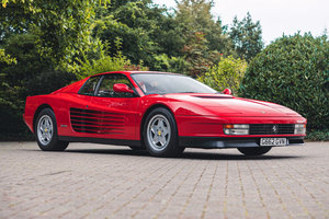 Picture of 1990 Ferrari Testarossa For Sale