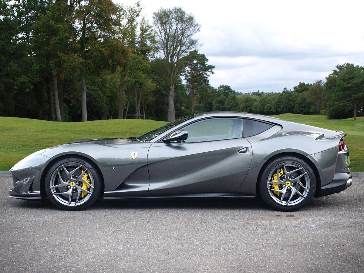2020 Ferrari 812 SUPERFAST For Sale (picture 1 of 14)