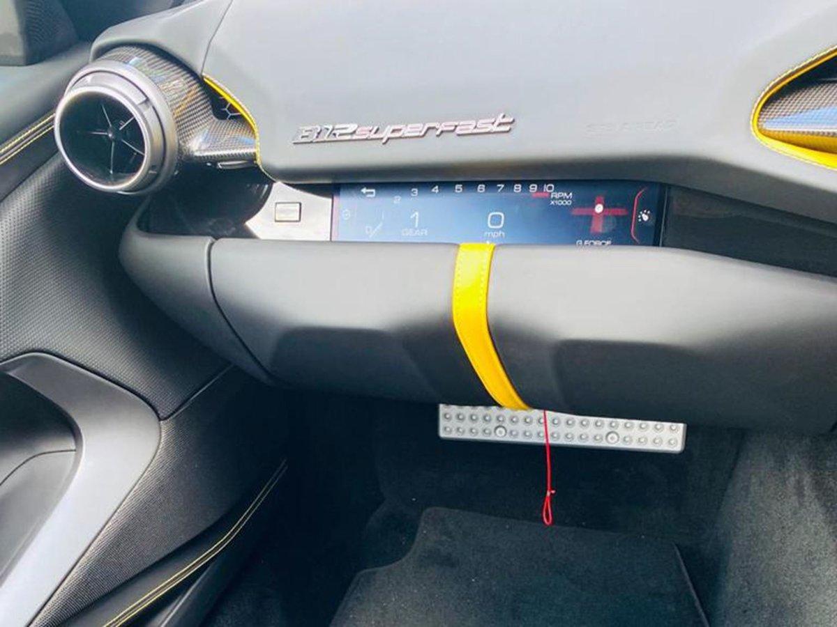 2020 Ferrari 812 SUPERFAST For Sale (picture 12 of 14)